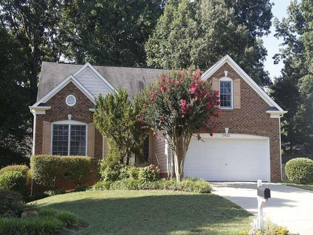 2432 Deanwood Drive, Raleigh, NC 27615 (#2141334) :: The Jim Allen Group