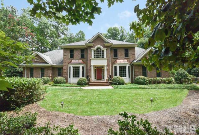 6608 Creekwood Drive, Chapel Hill, NC 27514 (#2142146) :: The Perry Group