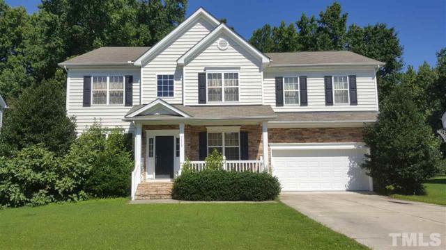 1119 Virginia Water Drive, Rolesville, NC 27571 (#2142835) :: Rachel Kendall Team, LLC