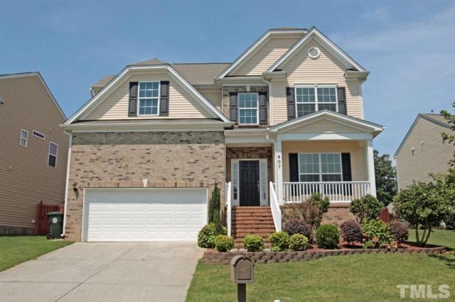 407 Five Pine Court, Mebane, NC 27302 (#2142868) :: Triangle Midtown Realty