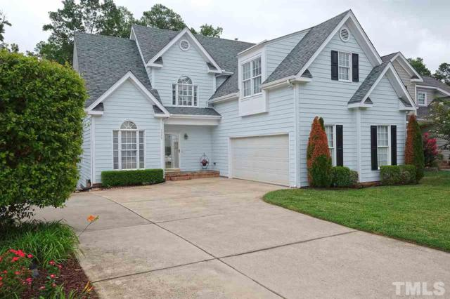 7924 Mill Trace Run, Raleigh, NC 27615 (#2143325) :: Triangle Midtown Realty