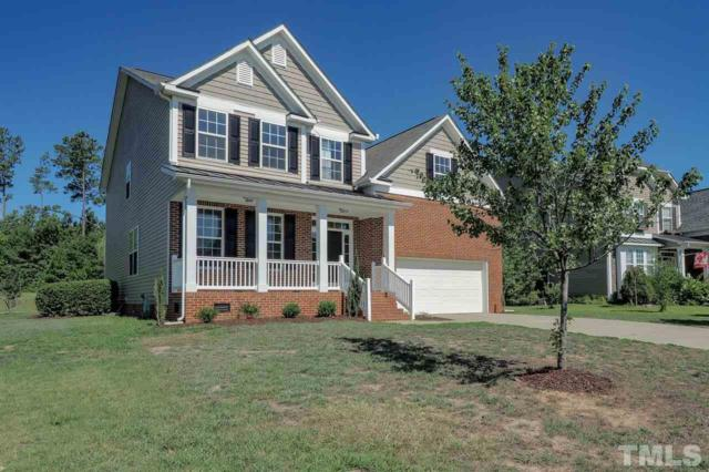 412 Magnolia Meadow Way, Holly Springs, NC 27540 (#2143409) :: Raleigh Cary Realty