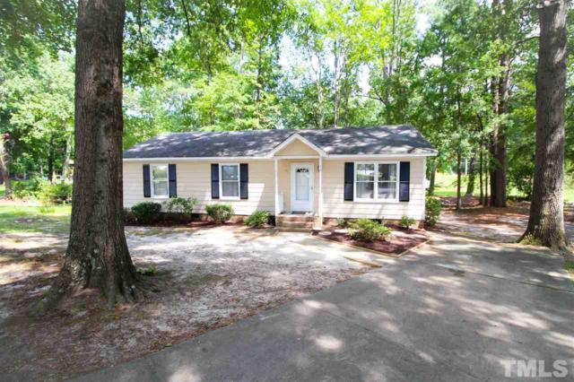 42 E Maggie Court, Wendell, NC 27591 (#2143605) :: The Jim Allen Group