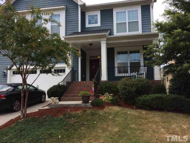109 Tuckers Pond Drive, Chapel Hill, NC 27516 (#2143749) :: The Jim Allen Group