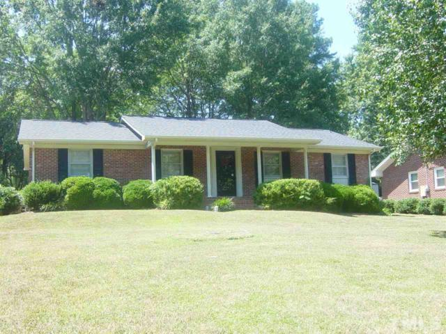 712 Williamsboro Street, Oxford, NC 27565 (#2143957) :: Rachel Kendall Team