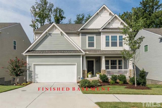 111 Court Jester Way, Morrisville, NC 27560 (#2144245) :: Triangle Midtown Realty