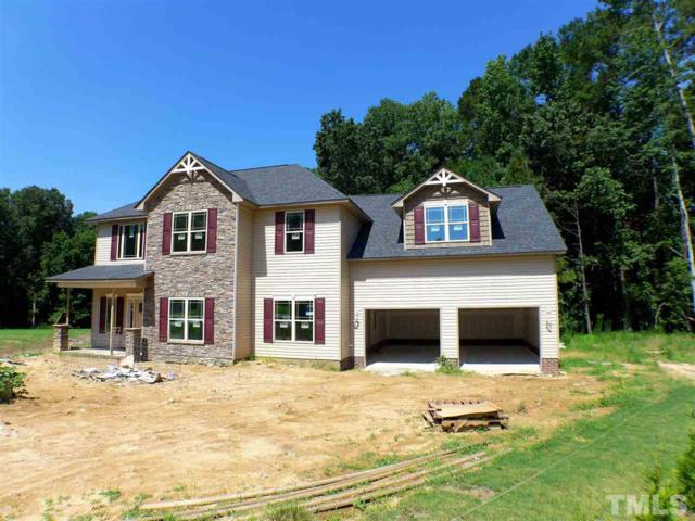640 Carsons Creek Trail, Wendell, NC 27527 (#2144261) :: The Jim Allen Group