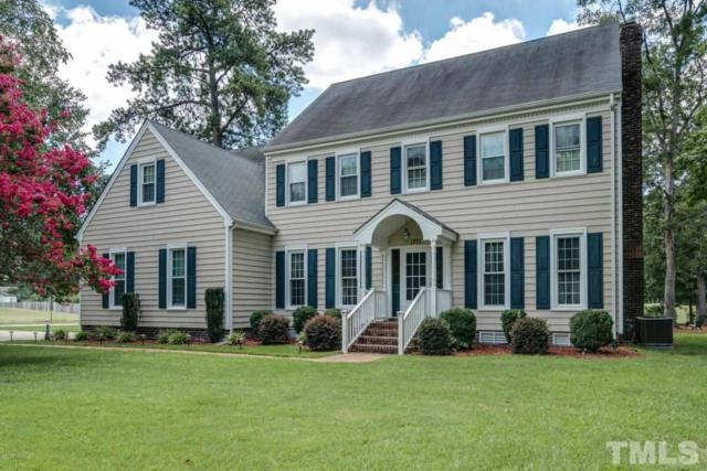 1201 Drivers Circle, Rocky Mount, NC 27804 (#2144364) :: Raleigh Cary Realty