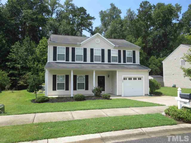 1509 Essexwood Drive, Fuquay Varina, NC 27577 (#2144568) :: Triangle Midtown Realty