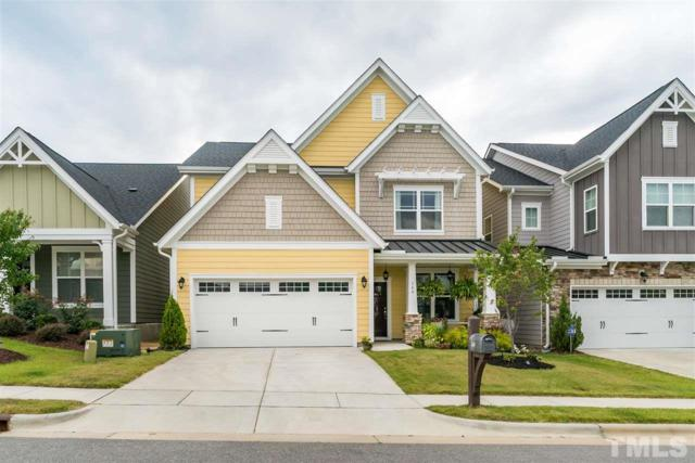 540 N Serenity Hill Circle, Chapel Hill, NC 27516 (#2144939) :: Triangle Midtown Realty