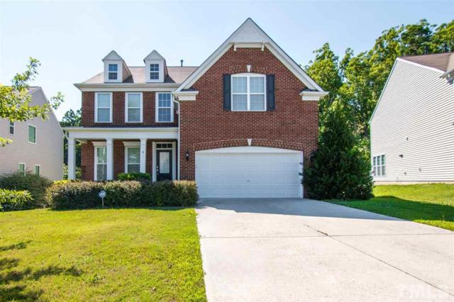 912 Delaronde Lane, Morrisville, NC 27560 (#2145013) :: Triangle Midtown Realty