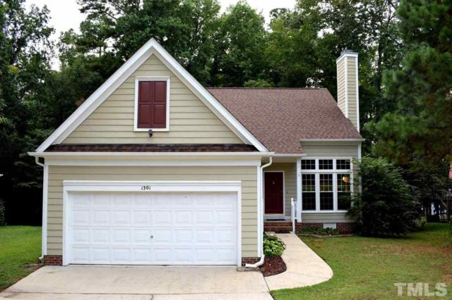 1301 Silvershire Way, Knightdale, NC 27545 (#2145214) :: Triangle Midtown Realty