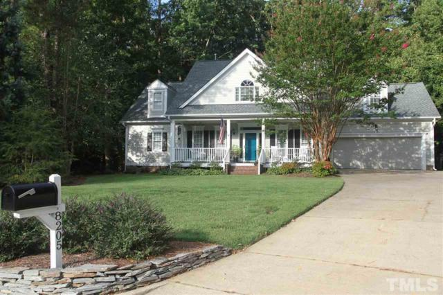 8205 Fountain Park Drive, Raleigh, NC 27613 (#2145406) :: Triangle Midtown Realty