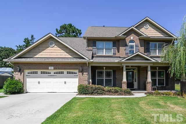 234 Terrell Drive, Rolesville, NC 27571 (#2145464) :: The Jim Allen Group