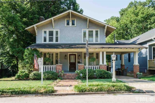 518 E Franklin Street, Raleigh, NC 27604 (#2145509) :: Triangle Midtown Realty