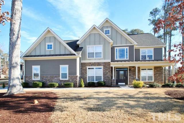 22 Adams Point Drive, Garner, NC 27529 (#2145518) :: Triangle Midtown Realty