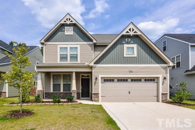 234 Marsh Creek Drive, Garner, NC 27529 (#2145520) :: Triangle Midtown Realty