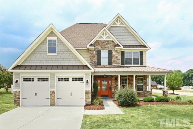 391 Adams Point Drive, Garner, NC 27529 (#2145602) :: Triangle Midtown Realty