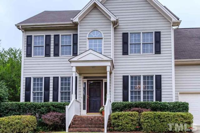 1607 Patterson Grove Road, Apex, NC 27502 (#2145606) :: Triangle Midtown Realty