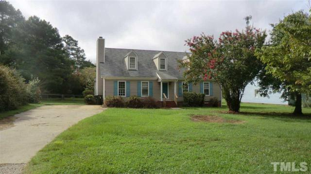 2921 Nc 97 Highway, Wendell, NC 27591 (#2145612) :: Triangle Midtown Realty