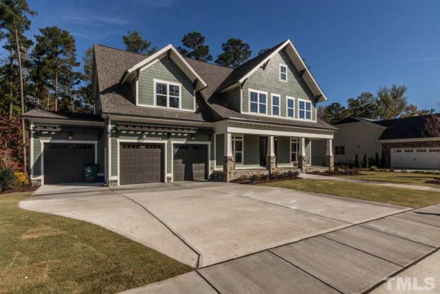 47 Ashwood Drive Lt3, Chapel Hill, NC 27516 (#2145623) :: Triangle Midtown Realty