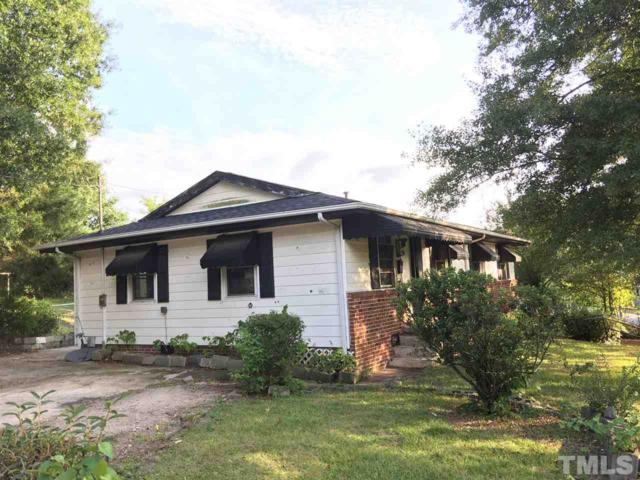400 Solar Drive, Raleigh, NC 27610 (#2145783) :: Triangle Midtown Realty