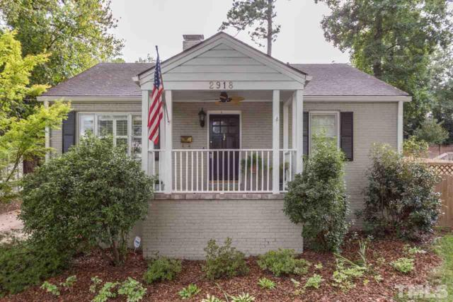2918 Oberlin Road, Raleigh, NC 27608 (#2145793) :: Raleigh Cary Realty