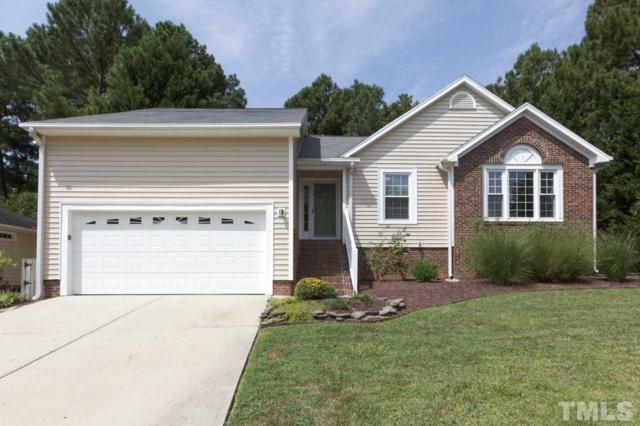 100 Lonesome Pine Drive, Cary, NC 27513 (#2145802) :: Triangle Midtown Realty