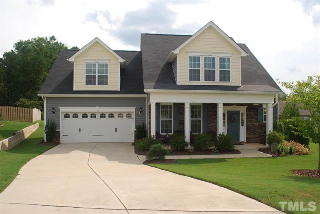 6308 Faucon Court, Holly Springs, NC 27540 (#2145887) :: Triangle Midtown Realty