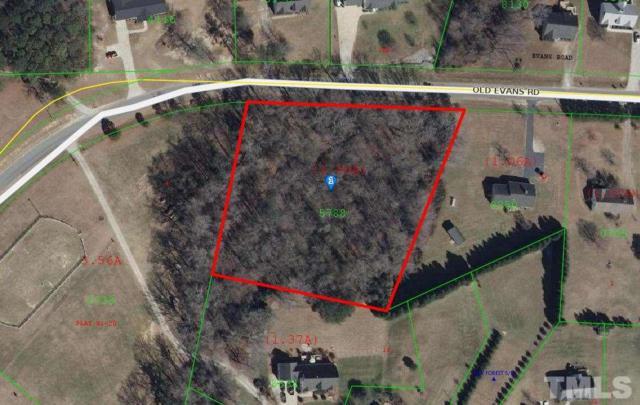 0 Old Evans Road, Garner, NC 27529 (#2145895) :: Triangle Midtown Realty