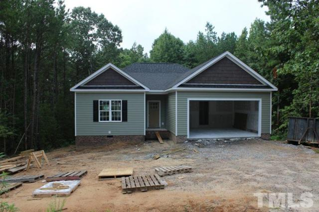 80 Hillside Village Drive, Louisburg, NC 27549 (#2145945) :: The Jim Allen Group