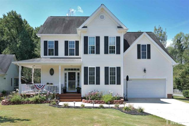 1612 Patterson Grove, Apex, NC 27502 (#2146018) :: Triangle Midtown Realty