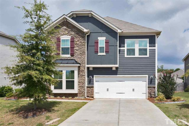 4056 Truelove Drive, Apex, NC 27539 (#2146019) :: Triangle Midtown Realty