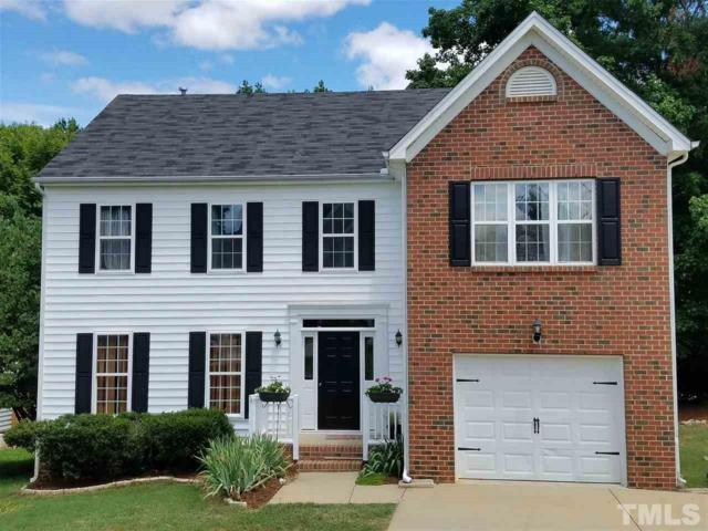 100 Persimmon Bottom Court, Holly Springs, NC 27540 (#2146047) :: Triangle Midtown Realty