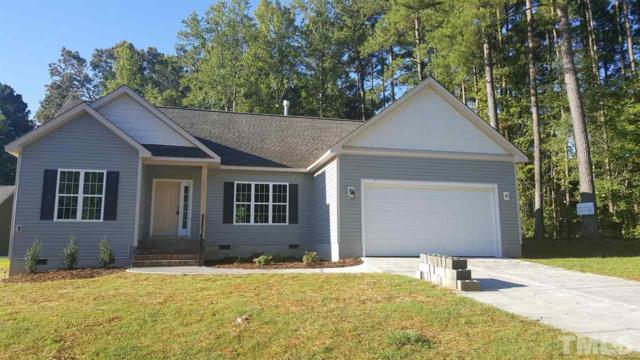 203 Lexington Park Drive, Oxford, NC 27565 (#2146053) :: The Jim Allen Group