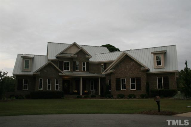 105 Creech Circle, Four Oaks, NC 27524 (#2146118) :: Triangle Midtown Realty