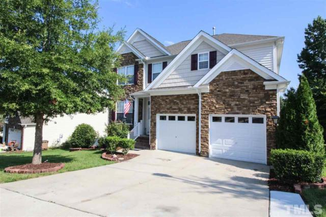 1744 Main Divide Drive, Wake Forest, NC 27587 (#2146162) :: Triangle Midtown Realty