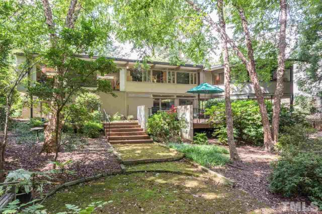 817 Runnymede Road, Raleigh, NC 27607 (#2146172) :: Triangle Midtown Realty
