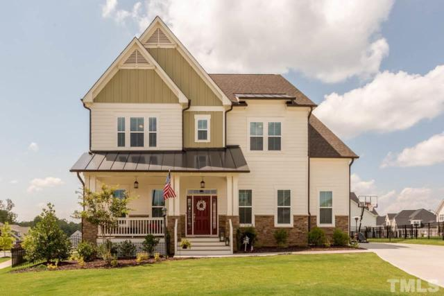 117 Split Trunk Path, Holly Springs, NC 27540 (#2146181) :: Triangle Midtown Realty