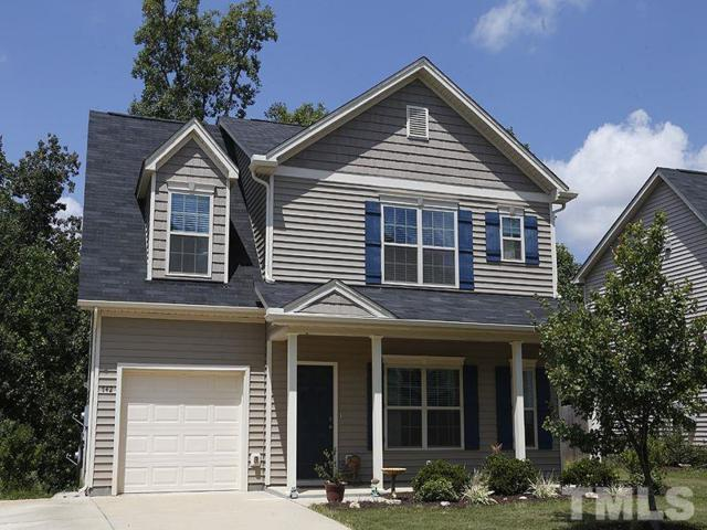 742 Sycamore Springs Drive, Fuquay Varina, NC 27526 (#2146188) :: Triangle Midtown Realty