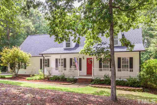 148 Baron Circle, Youngsville, NC 27596 (#2146190) :: The Jim Allen Group