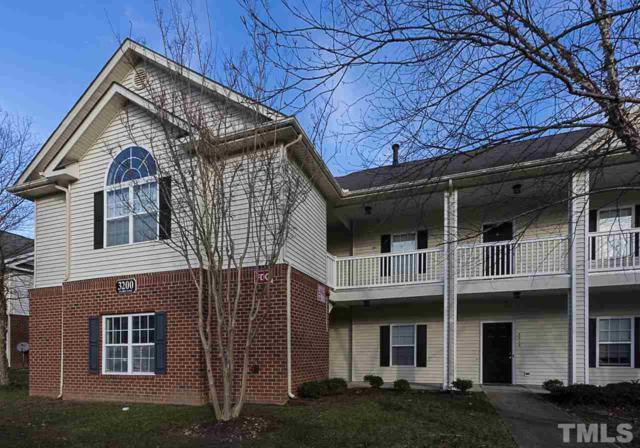 3221 Claret Lane #3221, Morrisville, NC 27560 (#2146224) :: Raleigh Cary Realty