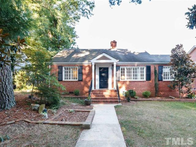 1217 Mitchell Street, Raleigh, NC 27607 (#2146240) :: Raleigh Cary Realty