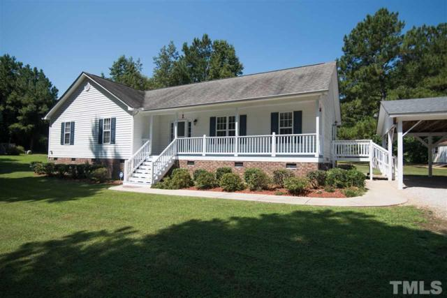 79 Crazy Horse Court, Wendell, NC 27591 (#2146244) :: The Jim Allen Group