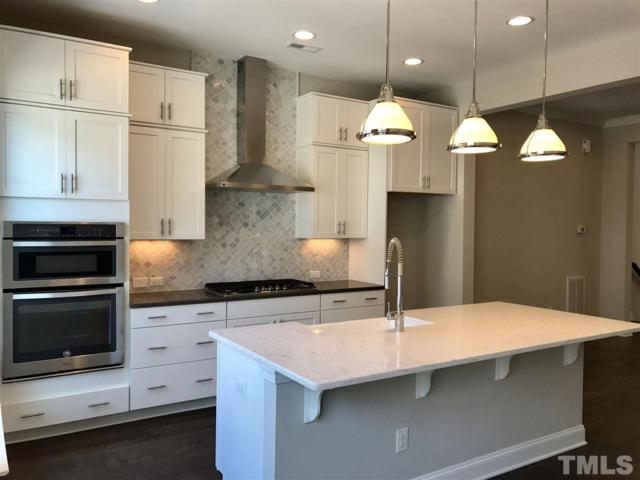 820 Bankston Woods Way #39, Raleigh, NC 27609 (#2146249) :: Raleigh Cary Realty
