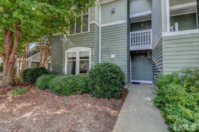 1131 Parkridge Lane #103, Raleigh, NC 27605 (#2146289) :: Raleigh Cary Realty