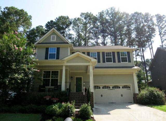 2087 Toad Hollow Trail, Apex, NC 27502 (#2146329) :: The Jim Allen Group
