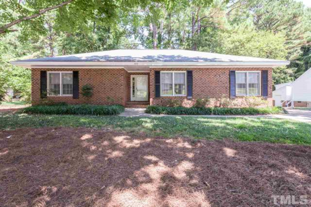 3000 Sylvania Drive, Raleigh, NC 27607 (#2146352) :: Raleigh Cary Realty