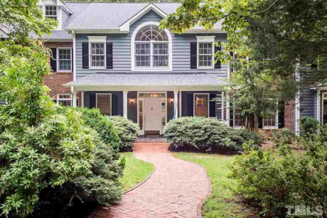 120 Winsome Lane, Chapel Hill, NC 27516 (#2146366) :: Raleigh Cary Realty