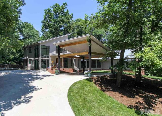 127 Glendale Drive, Chapel Hill, NC 27514 (#2146392) :: Raleigh Cary Realty